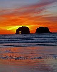 Rockaway sunset