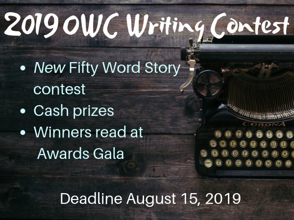 2019 OWC Writing Contest