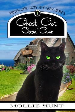 The Ghost Cat of Ocean Cove